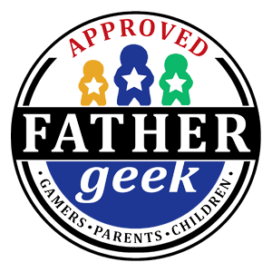 Father Geek Approved
