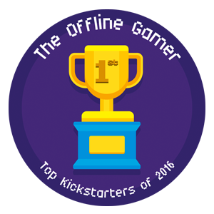 The Offline Gamer - Kickstarter of the Year