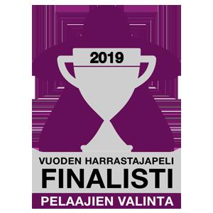 Pelaajien valinta 2019 - Vuoden harrastajapeli finalisti